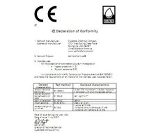 迪乐堡获得CE认证证书