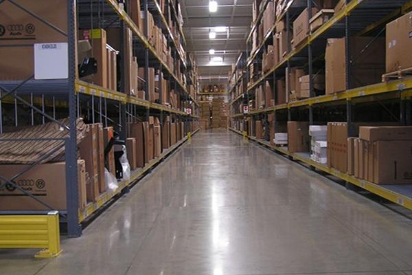 物流和工厂仓库地坪解决方案