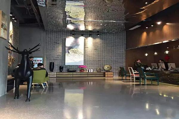 迪乐堡餐厅地面和酒店地面系统