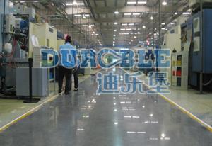陕西法士特PVC和聚氨脂地坪改造