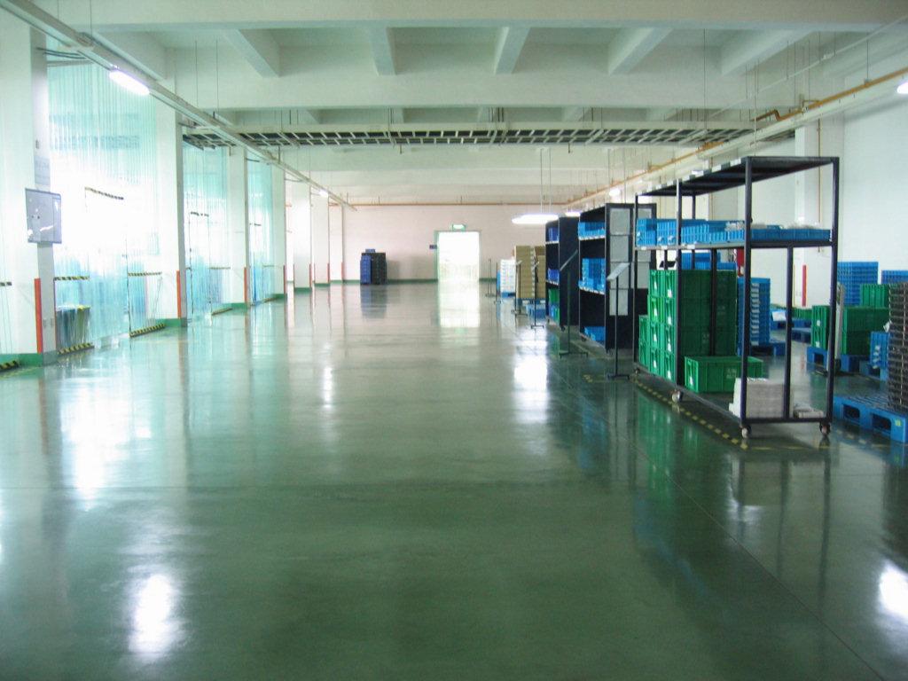 防静电密封固化地坪