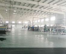 西舫404厂房NFJ防静电不发火地坪项目
