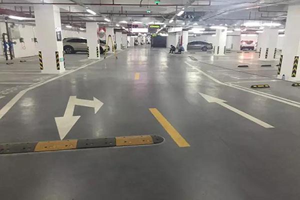 上海舞蹈中心密封固化地坪项目
