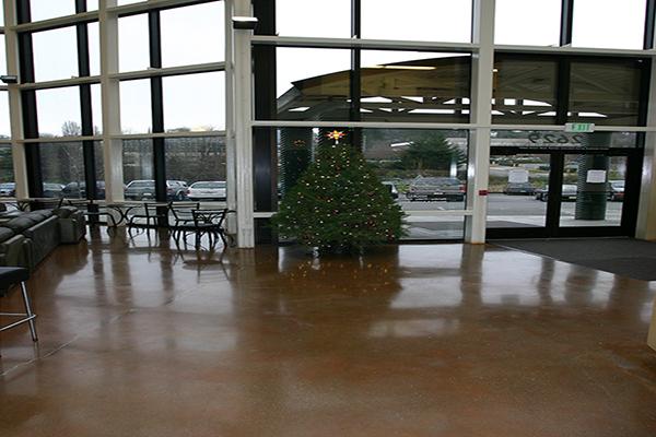 大工科技生活馆——钢化地坪
