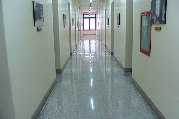 北京协和医院——迪乐堡旧地面翻新改造