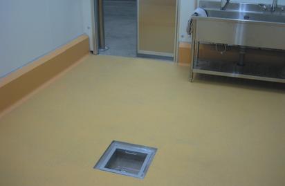 迪乐堡垂直面水性聚氨酯砂浆地坪